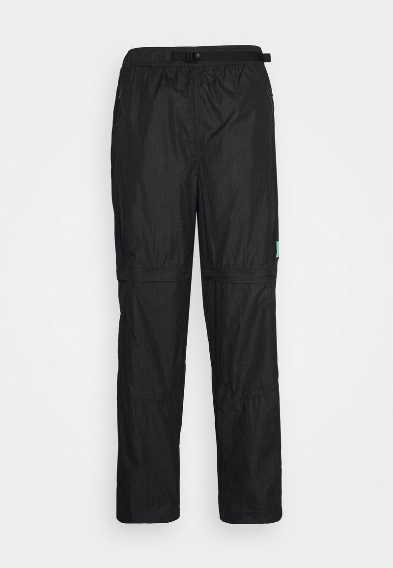 Jordan - TRACK PANT - Pantalon de survêtement - black/university gold