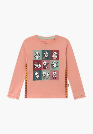 SMALL GIRLS - T-shirt à manches longues - coral cloud