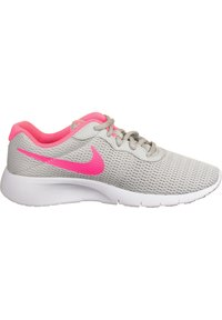 Nike Sportswear - TANJUN SNEAKER KINDER - Zapatillas - grey fog/digital pink/white - 5