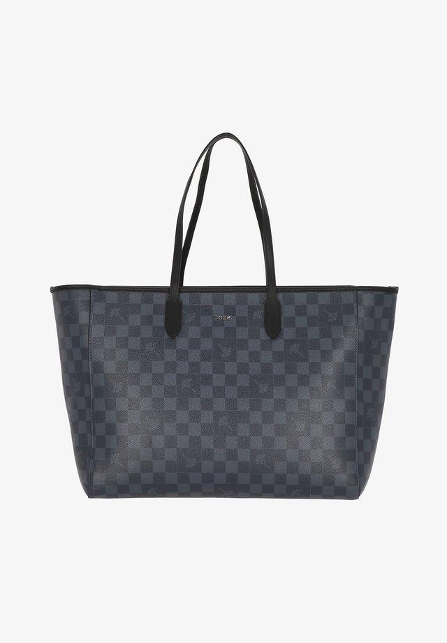 Shopping bag - darkblue