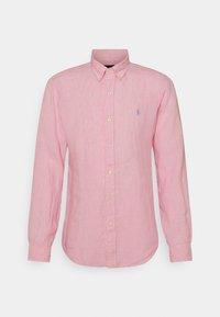 Polo Ralph Lauren - PIECE DYE  - Košile - light pink - 4