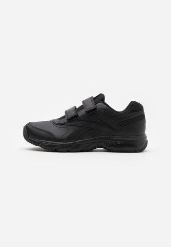 WORK N CUSHION 4.0 - Walking trainers - black/cold grey