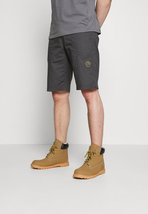 BLEAUSER SHORT - Sports shorts - carbon/kiwi