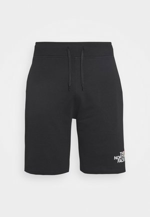 RAINBOW SHORT - Korte broeken - black