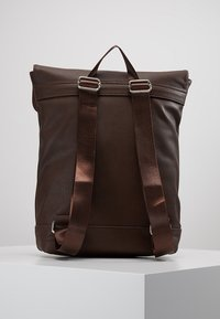 KIOMI - Rucksack - dark brown - 2