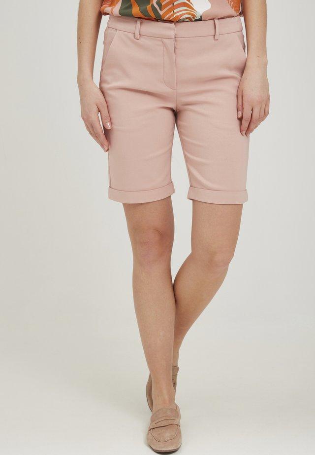 Shorts - misty rose