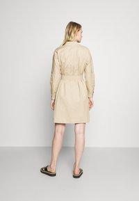 WEEKEND MaxMara - FALCO - Shirt dress - honey - 2