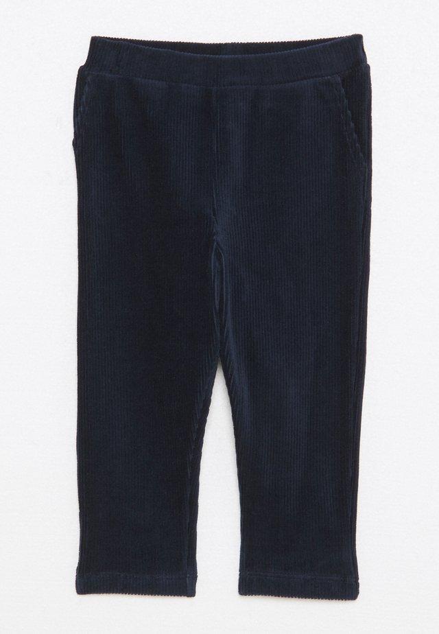 UNISEX - Trousers - navy