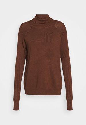 BERITH - Strickpullover - brown