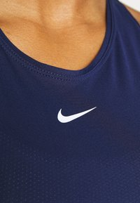 Nike Performance - TANK ALL OVER  - T-shirt de sport - binary blue/white - 5