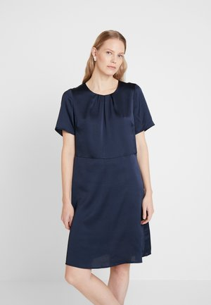 KAFOLDY DRESS - Day dress - midnight marine