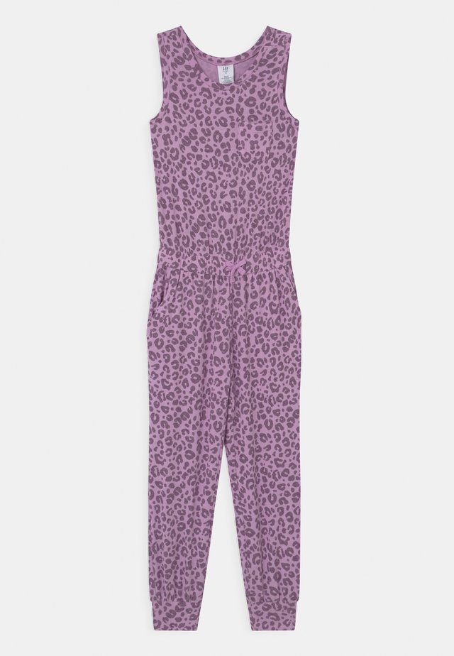 GIRL  - Jumpsuit - lilac