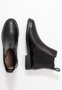 Clarks - GRIFFIN PLAZA - Korte laarzen - black - 3