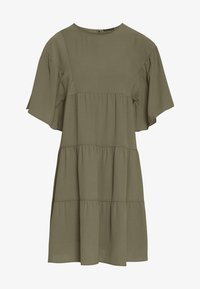 Sisley - Day dress - khaki - 3