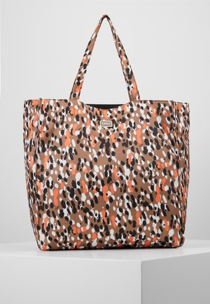 Shopping Bag - toni cognac