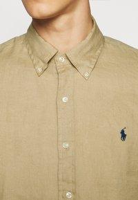 Polo Ralph Lauren - LONG SLEEVE - Camicia - coastal beige - 5