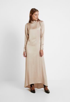 CINDY LONG DRESS - Occasion wear - smoke grey