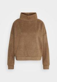 Opus - GELOUR - Sweatshirt - maple - 6