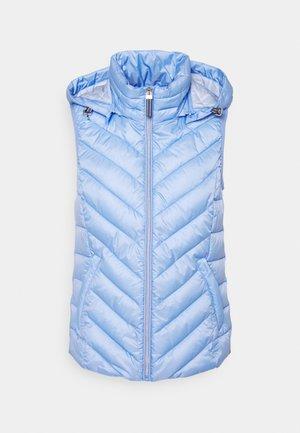 PER THINSU VEST - Waistcoat - light blue