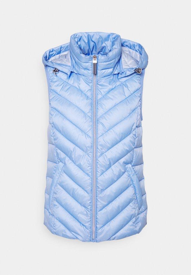 PER THINSU VEST - Chaleco - light blue