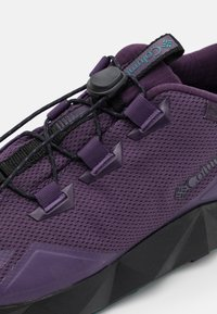 Columbia - FACET 30 OD - Hiking shoes - cyber purple/river blue - 5