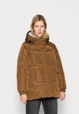 GONZAH JACKET - Winterjas - brown