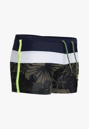 Swimming trunks - multi-coloured
