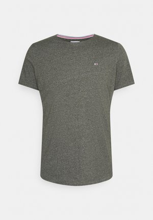 JASPE NECK - T-shirt basic - dark olive