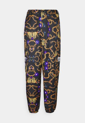 GRAPHICS SPORTS INSPIRED LOOSE PANTS - Trousers - multicolor