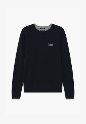 JORJOES CREW NECK - Strikkegenser - sky captain