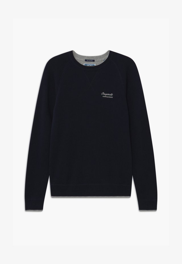 JORJOES CREW NECK - Maglione - sky captain
