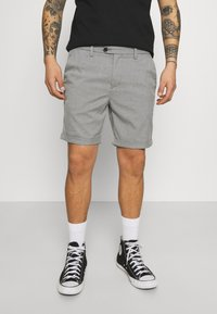 Jack & Jones PREMIUM - JJICONNOR - Shorts - grey melange - 0