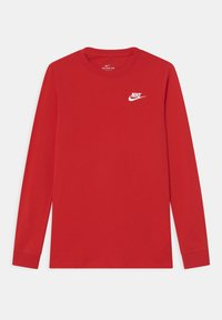 Nike Sportswear - FUTURA - Long sleeved top - university red - 0