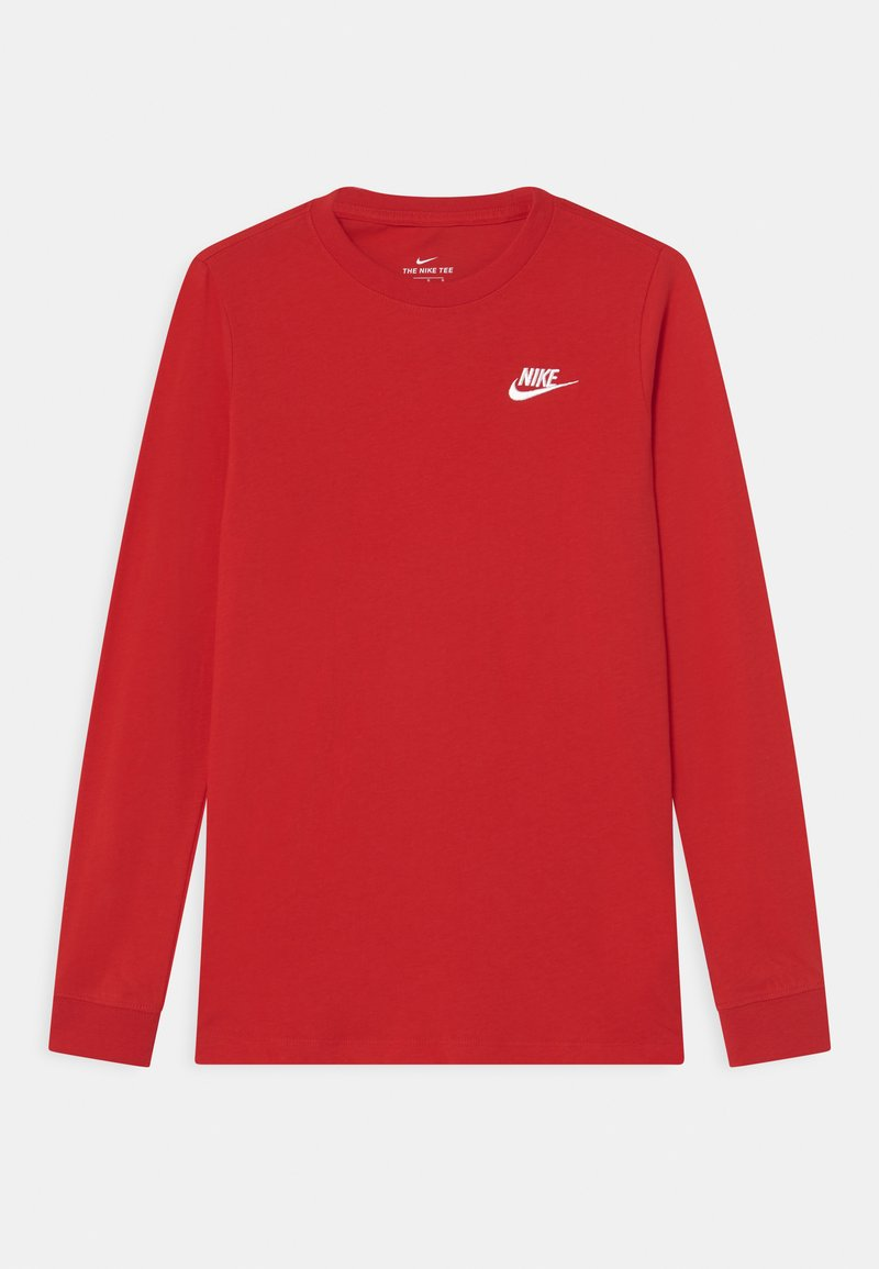 Nike Sportswear - FUTURA - Long sleeved top - university red