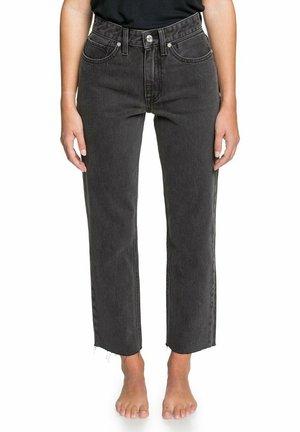 Straight leg jeans - khol