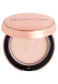 Make up Revolution - CONCEAL & DEFINE POWDER FOUNDATION - Foundation - p3 - 1