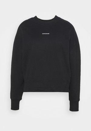 MICRO BRANDING - Sweatshirt - black