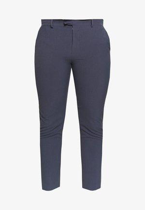 Suit trousers - mid blue