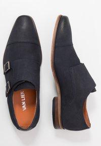 Van Lier - GOLIATH - Loafers - blue - 1