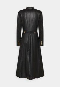 Temperley London - MIDNIGHT COAT - Classic coat - black - 1