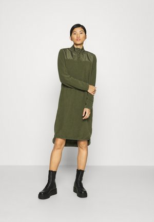 DUDU - Day dress - army
