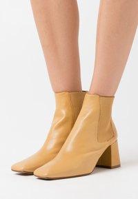 MIISTA - BETA  - Ankle boots - beige - 0