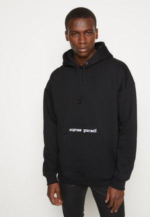 S-UMMER-B5 UNISEX - Huppari - black