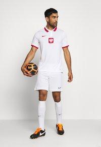 Nike Performance - POLEN - Koszulka reprezentacji - white/sport red - 1