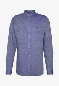 TWILL SHIRT - Shirt - blue