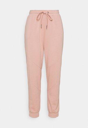 NMMISA PANTS - Teplákové kalhoty - misty rose