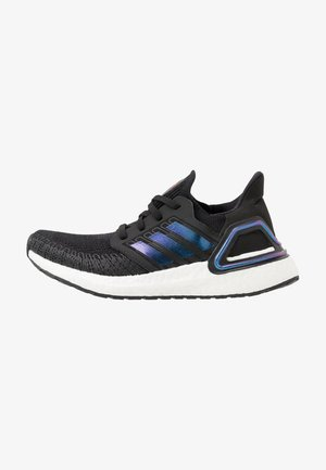 ULTRABOOST 20 - Zapatillas de running neutras - core black/blue vision metallic/footwear white