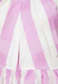 kate spade new york - GINGHAM DRESS - Koktejlové šaty/ šaty na párty - fresh lilac - 2