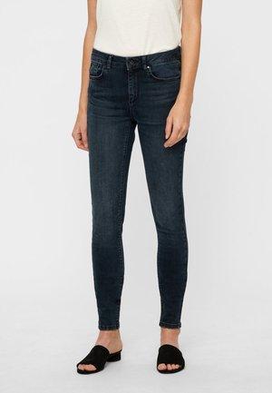 LUX  - Slim fit jeans - Dark Blue Denim