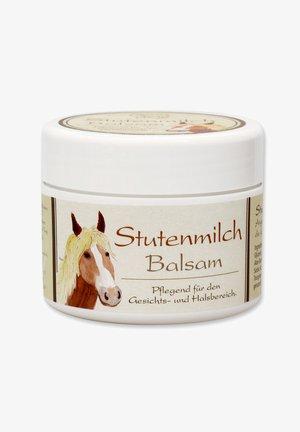 STUTENMILCH BALSAM FÜR GESICHT-UND HALSBEREICH 125 ML - Face cream - weiß